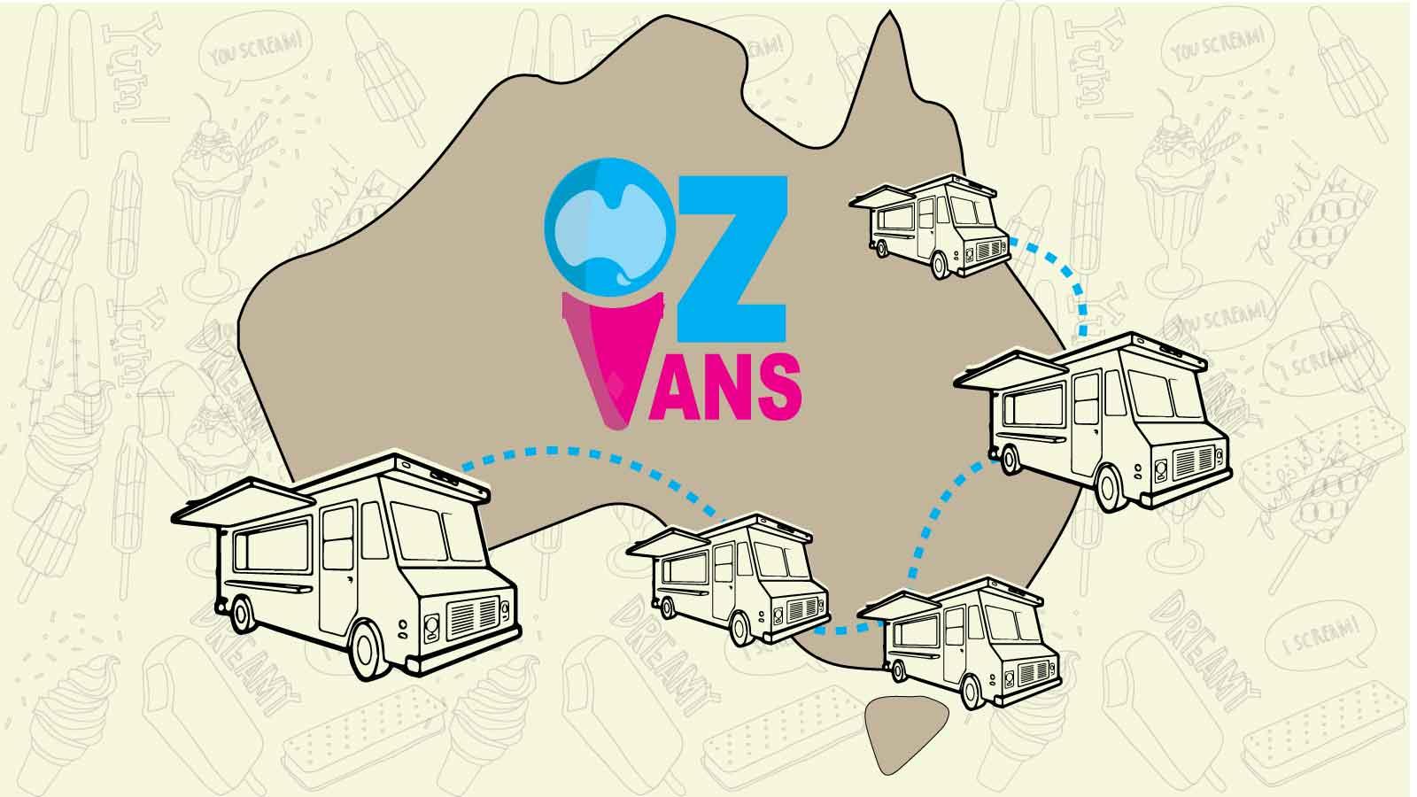 Australia Wide Ice Cream Vans