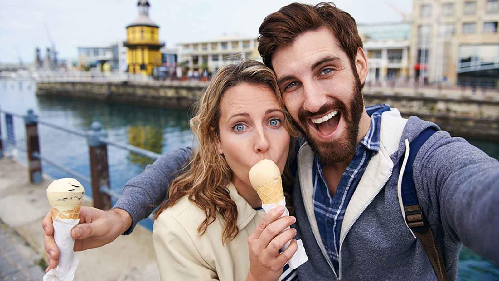 Ice Cream Van for Fundraising Events