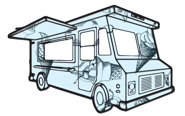 Promotional Ice Cream Van