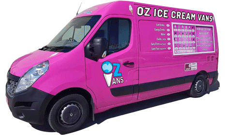 Oz Ice Cream Vans