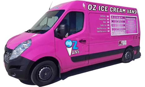 Oz Ice Cream Vans